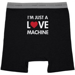 Love Machine Brief