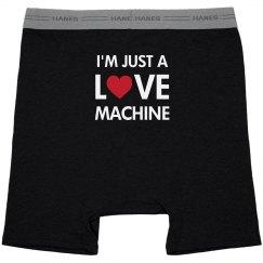 Love Machine Brief