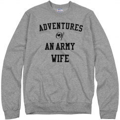 Adventures of an army wife