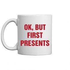 But First Xmas Presents