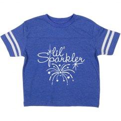 Lil' Sparkler Toddler Tee
