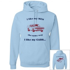 Muscle Car Hoodie