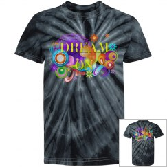 Dream On, Tie Dyed Tee