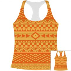Tropical Patterned All Over Print