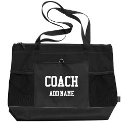 Custom Name Coach Gear