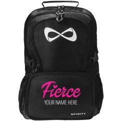 Fierce Cheer Custom Backpack