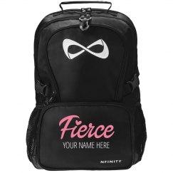 Fierce Cheer Custom Backpack