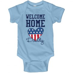 Welcome Home Romper