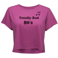 Totally Rad 80's