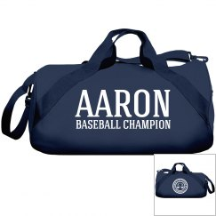 Aaron. Baseball Champion