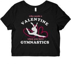 Gymnastic Valentine