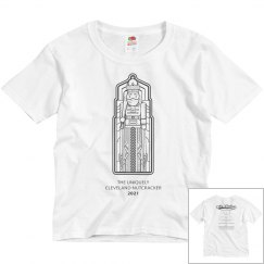 CBC 2020 Nutcracker Youth Tee