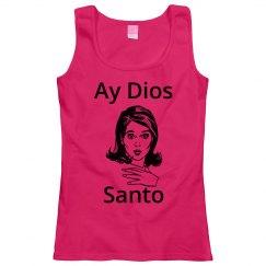 Ay Dios Santo-Oh Dear God