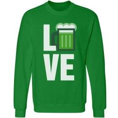 Love Green Beer!