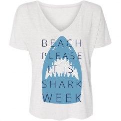Bitch It's Shark Week