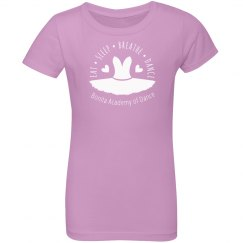 Tutu Cute Girls Tee