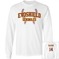 Mens Evoshield Seminoles shirt2