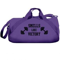 Smells Like Victory Gym Bag