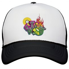 Wildstyle Trucker Hat