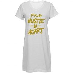 Pray Hustle n Heart