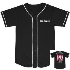 B-Ball Jersey Black