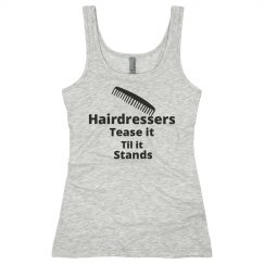 Hairdressers Tease It