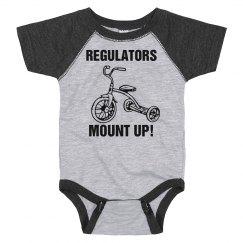 Regulators Mount Up Trike