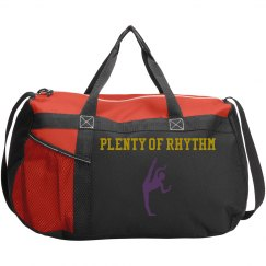 Plenty of Rhythm Dance Bag