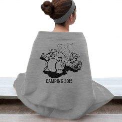 Camping 2015 Blanket