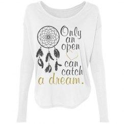 Only an Open <3 Dreamcatcher Tee