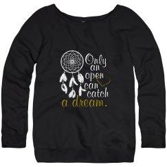 Open <3 Dreamcatcher Sweatshirt