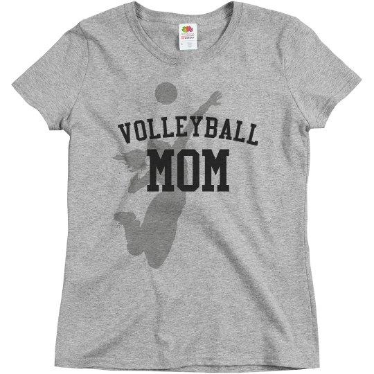 94c100e322 Volleyball Mom