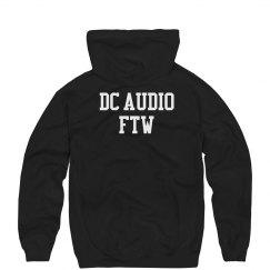 DC audio FTW hoodie