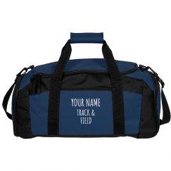 Custom School Workout Bag