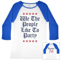 4th of July Party Girls 2