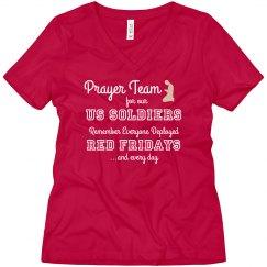 Red Friday Prayer Team