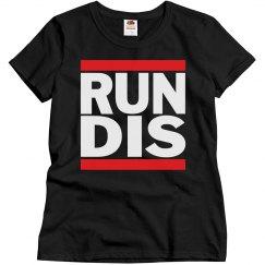 run dis