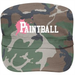 Paintball Hat