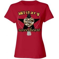 Military Sweetheart-short