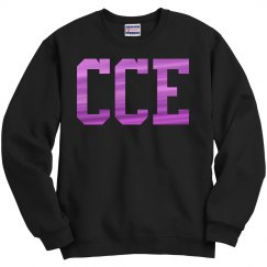CCE Metallic print
