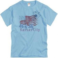 KC 4th of July - Blue