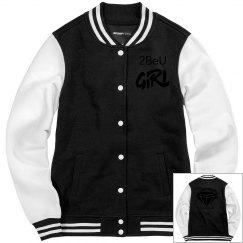 2BeU Varsity Jacket