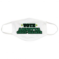 Vote Arnitta Grice-Walker Face Mask