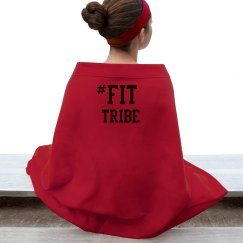 TEAM FIT RHINESTONE STADIUM BLANKET