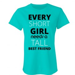 Tall Best Friend Tee