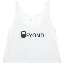 Women's Performance Cropped Tank