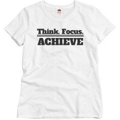 Think focus achieve
