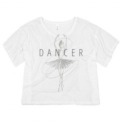 Dancer Box Tee