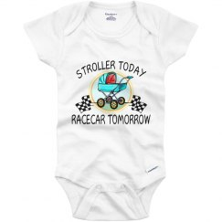 Racing Design For Babies