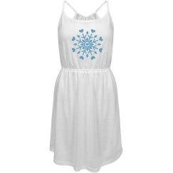 Snow Flake Dress
